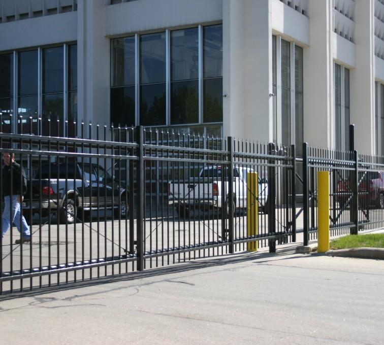 AFC Grand Island - Ornamental Fencing, 1074 Energry Services Gate 2