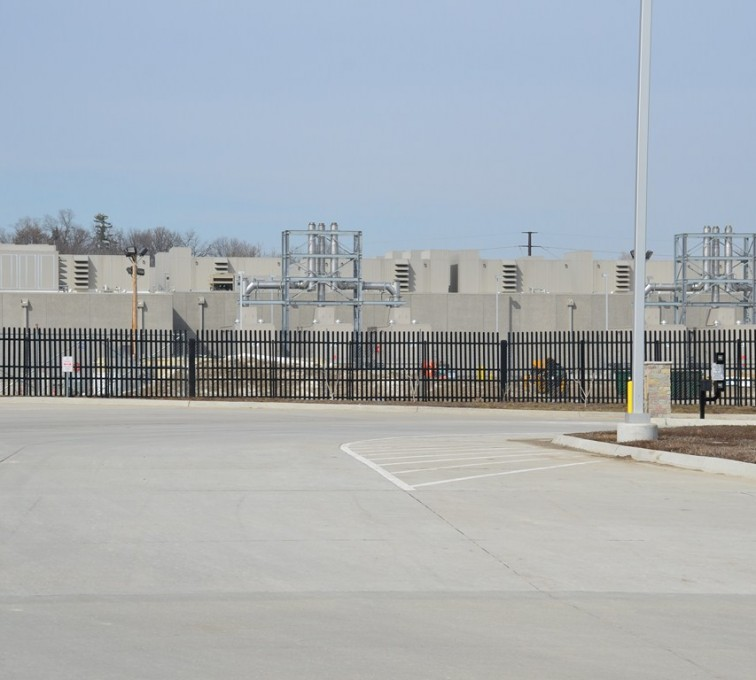 AFC Grand Island - K-Rated Vehicle Restraint Systems Fencing, 8' Crash Rated Ornamental Impasse 4 - AFC - IA