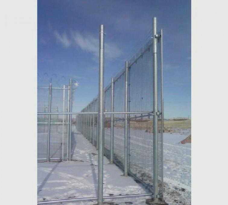 AFC Grand Island - High Security Fencing, Anti-Climb Mesh
